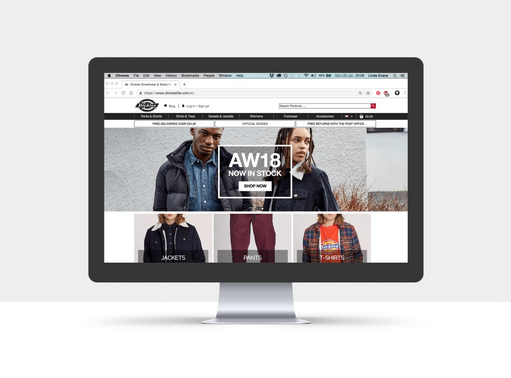 AW18 Homepage Banner