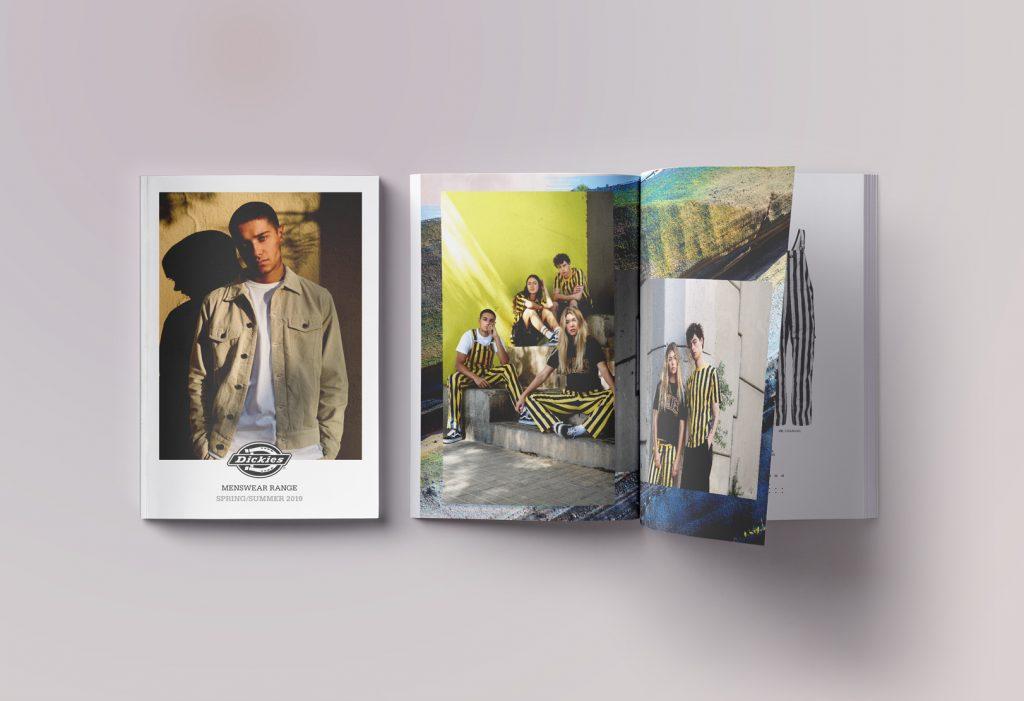 SS19 Catalogue Artwork